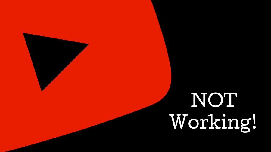 Why is YouTube not working on Computer