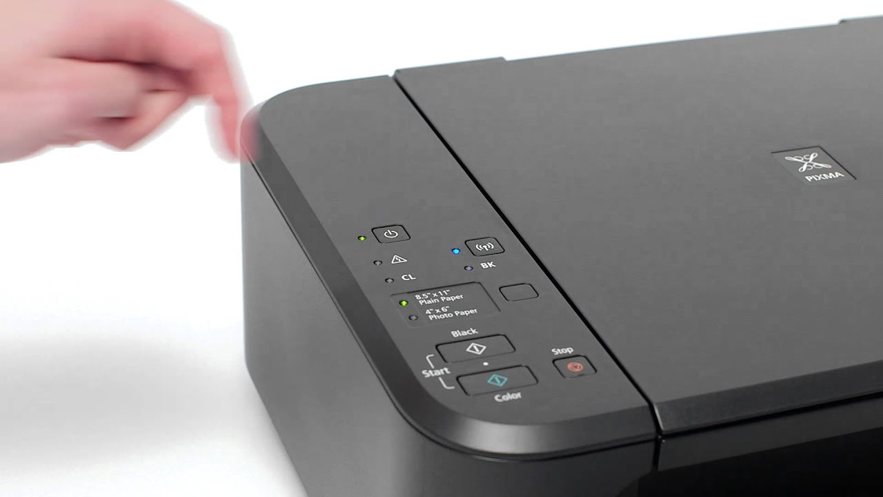 connect Canon MG3650 Printer to Wi-Fi